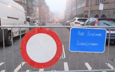 Question écrite du 25 octobre 2019 : rue scolaire rue de l'Education